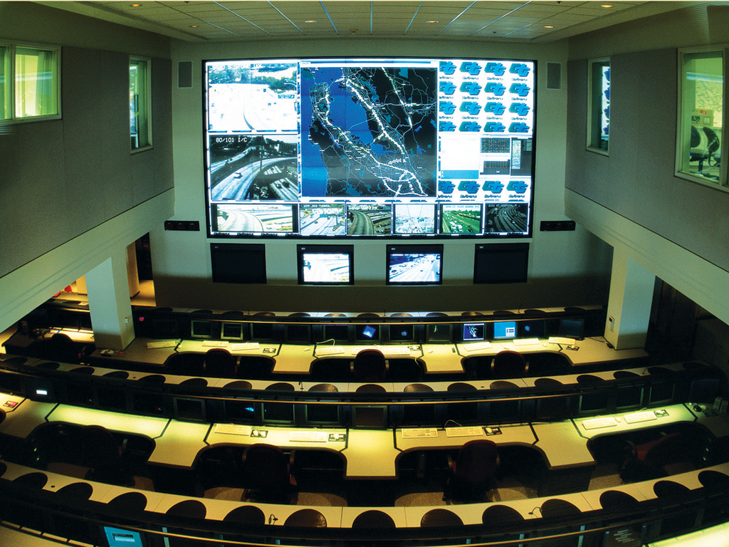В Главном управлении Нацполиции в Одесской области создан Ситуационный центр - Цензор.НЕТ 6690