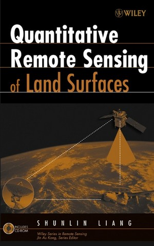 Quantitative remote sensing of land surfaces