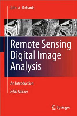 Remote Sensing Digital Image Analysis. An Introduction
